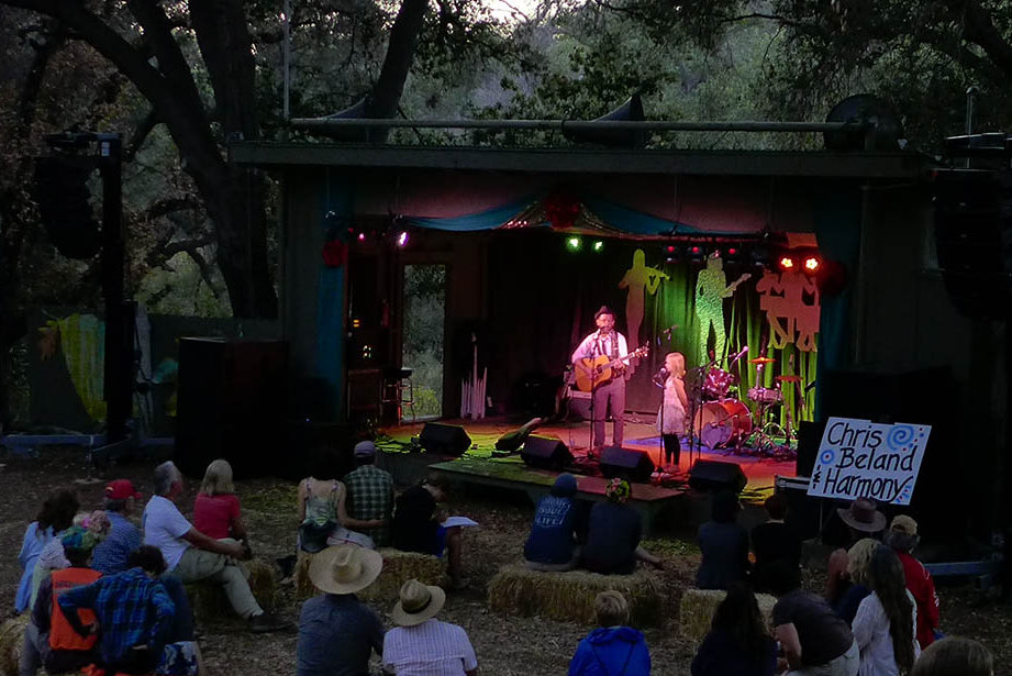 STAGE TOO - Stage Too is a smaller stage located at the northeast end of the park. There are lots of fun activities scheduled, including a jamming workshop; intimate, interactive performances; yoga classes; and concerts.