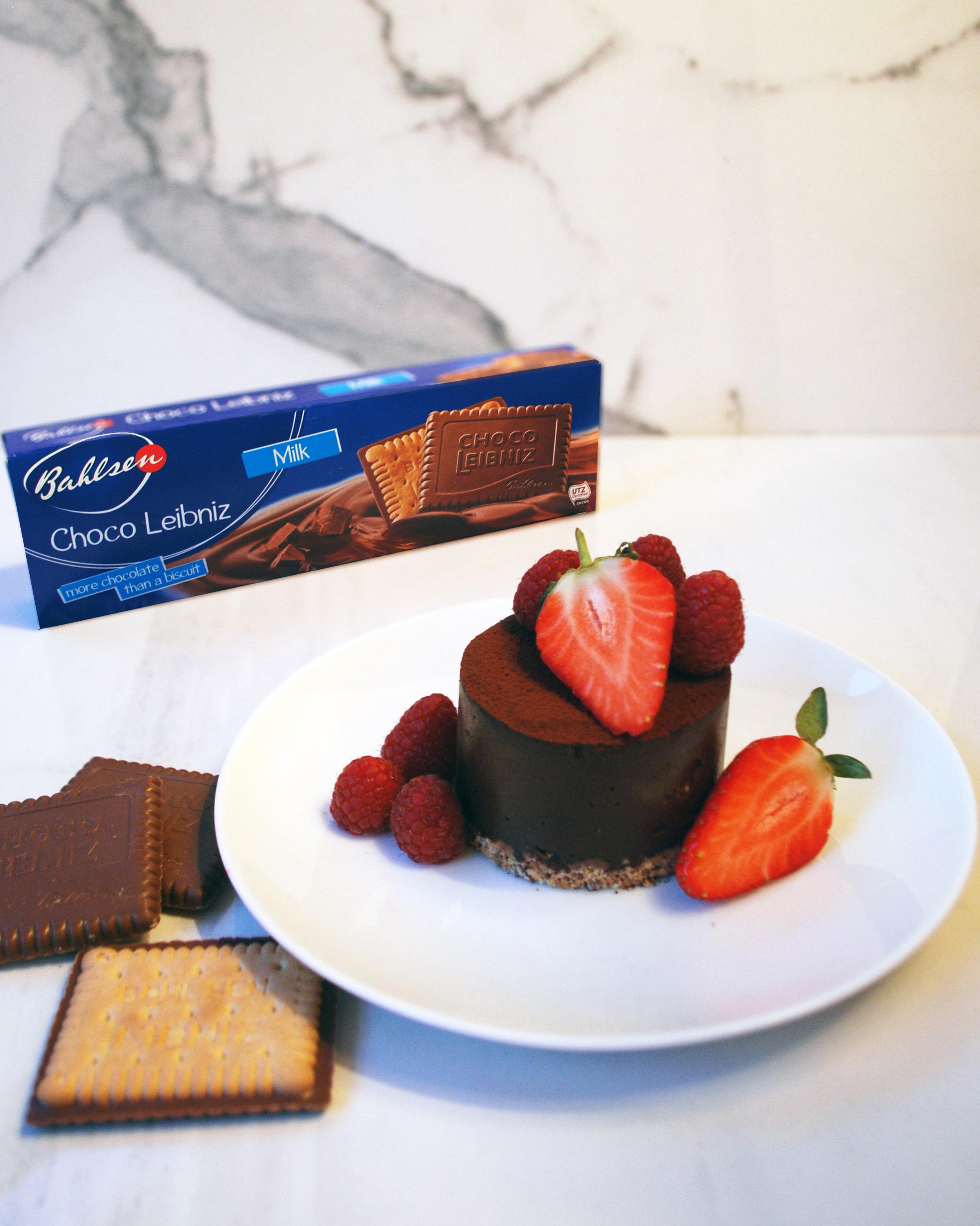Choco Leibniz Tart