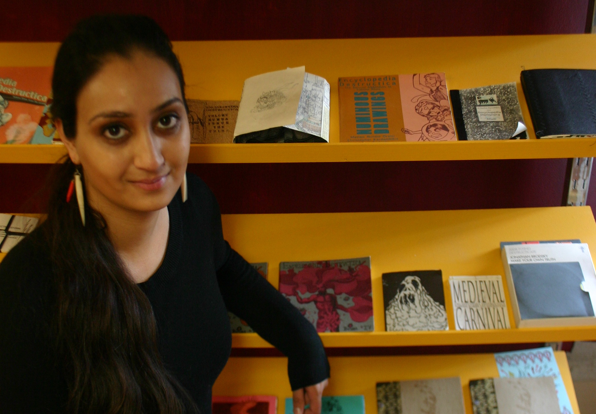 Jasdeep Khaira, Administrative and Project Assistant -