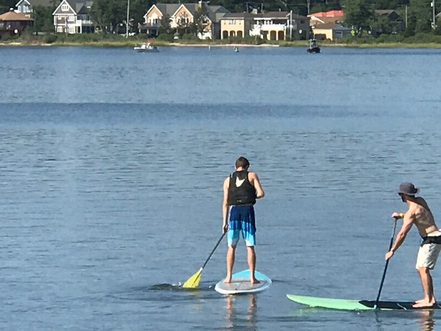 Stand Up Paddle Board/Yoga Wellness Day
