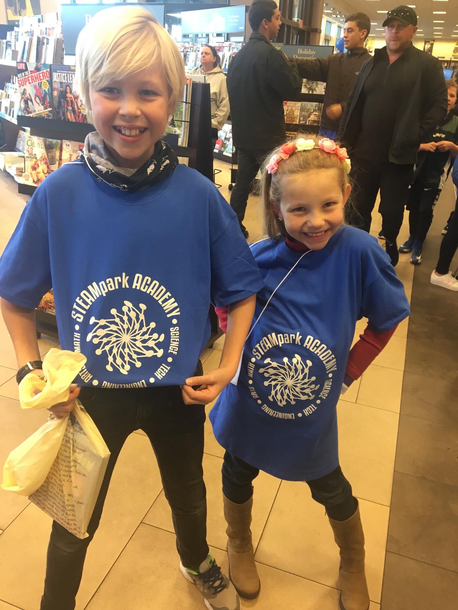 Barnes & Noble Makers Fair
