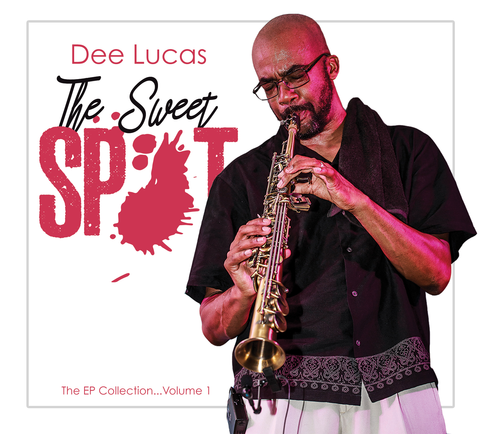 National recording artist and saxophonist Dee Lucas has been steadily growing his brand and fan base beginning with Remembrance in 2004, a tribute to the late legend George Howard. Thereafter, it has been a steady showcase of unique stylings with Something to Ride 2 (2007), Standing Room Only (2010), Rebirth of the Smooth (2012), The Smooth Factor (2014), & Going Deeper (2016).