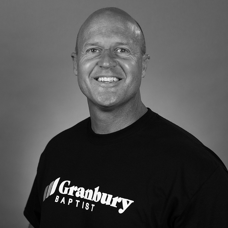 Lonnie Lehrman   Lead Pastor at Granbury Baptist Church. He is a husband, father of three, has a huge heart for missions and church planting. Enjoys running, basketball, skateboarding, lifting weights, and writing impromptu songs on his guitar. Lonnie is known for his caring heart, love for people, and lots of laughs. This will be Lonnie's first long hike.
