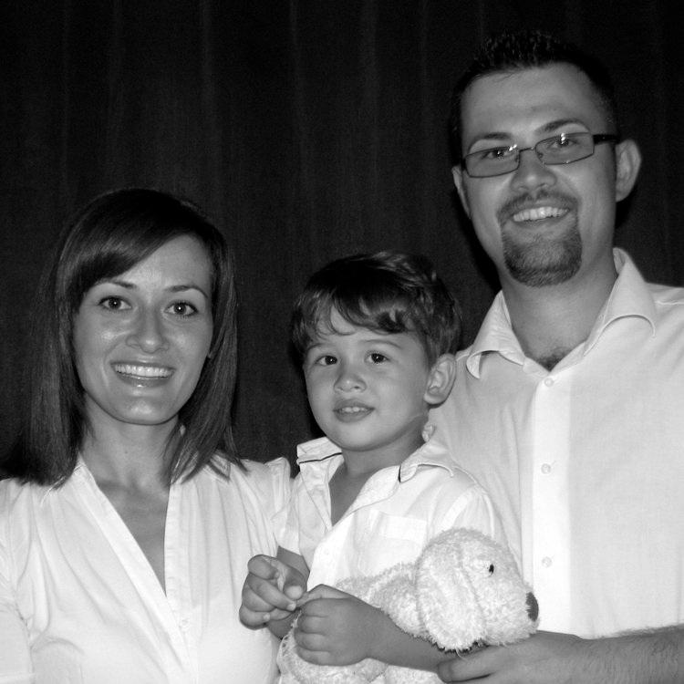 Sammy & Becky Ciupuliga   Missionaries - Romania