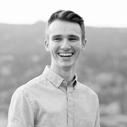 Garrett Sears   Missions Coordinator