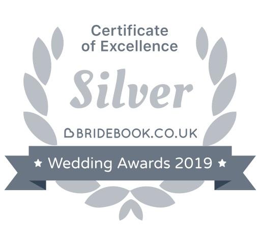 Bridebook Awards 2019
