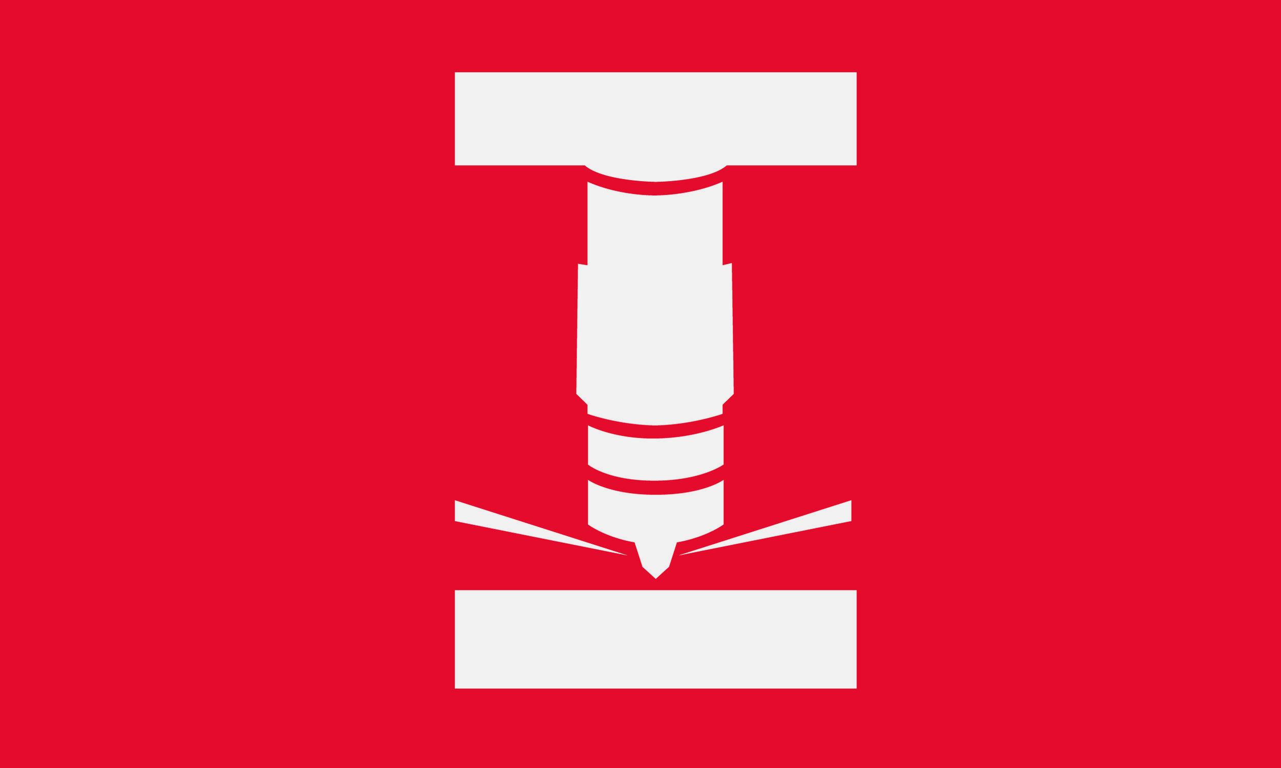 Industrial Fabricators Logo Design