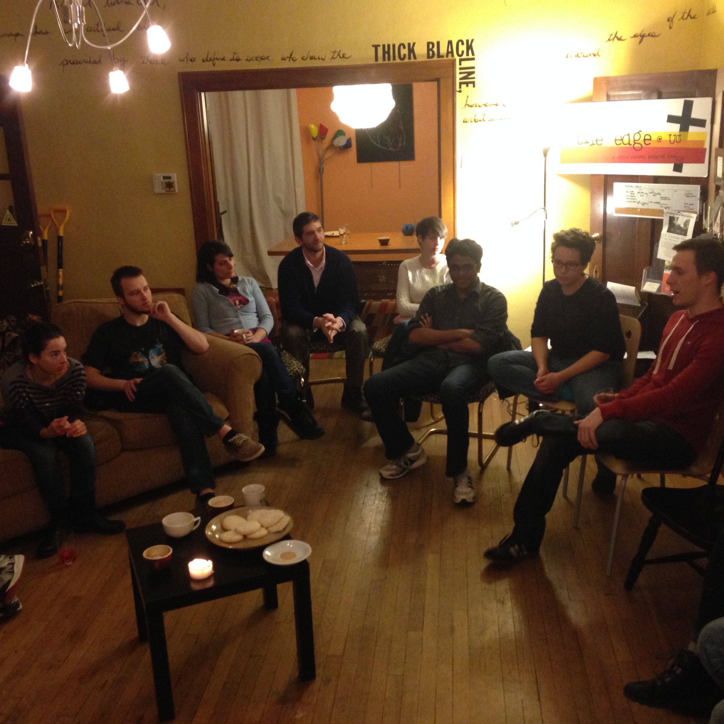 conversation with the Secular Student Alliance