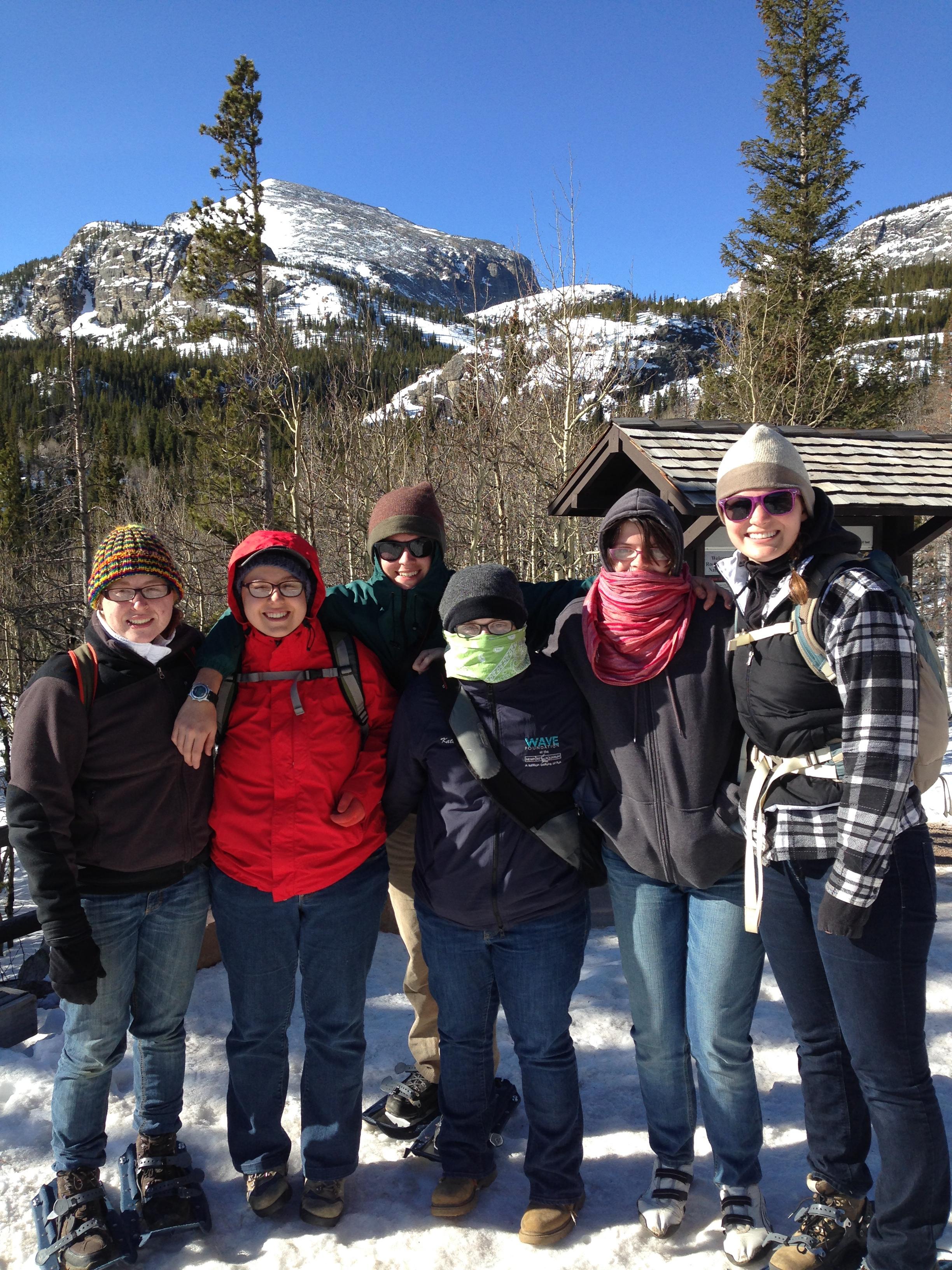 climbing the Rockies