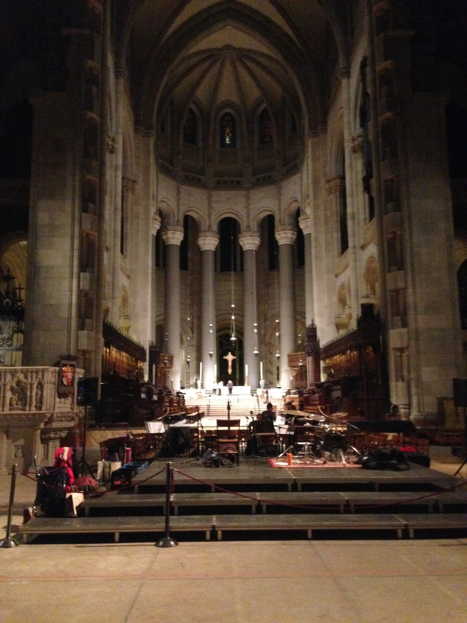 St John the Divine Cathedral, NYC