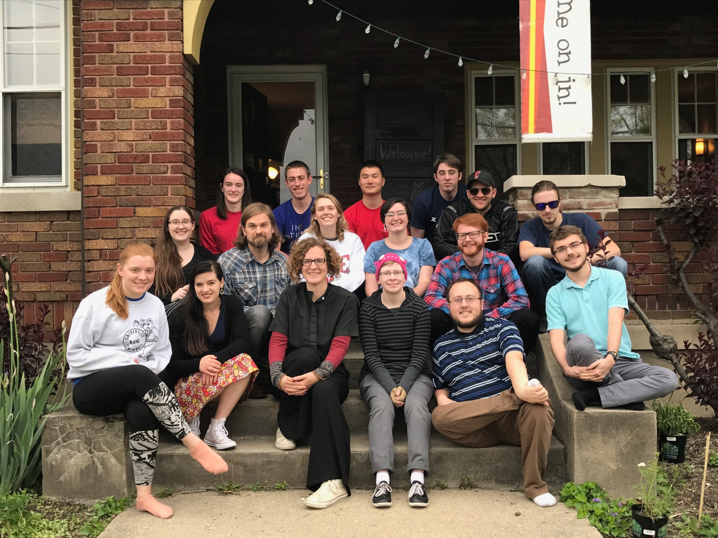 Graduation and godspeed NOSH 2017.