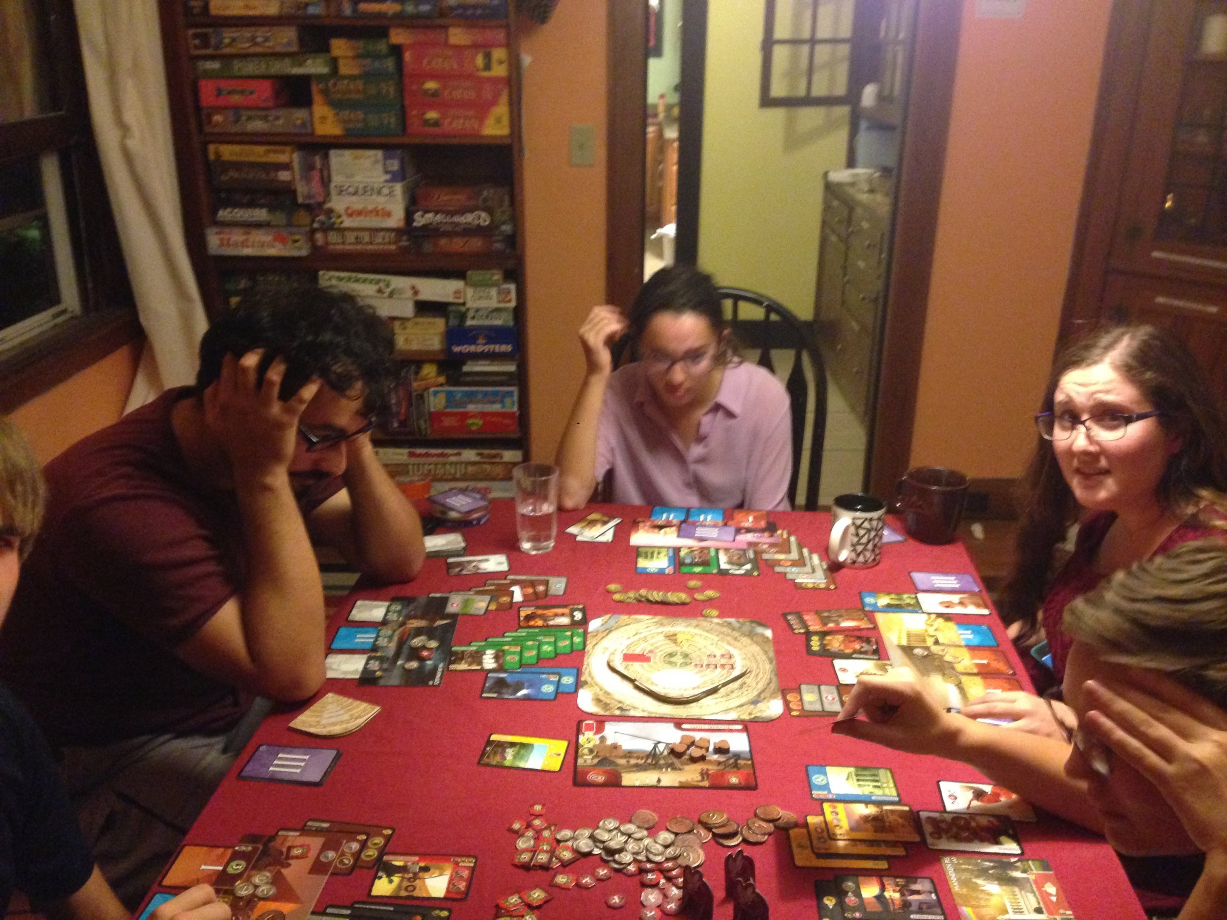 Seven Wonders with ALL the expansions