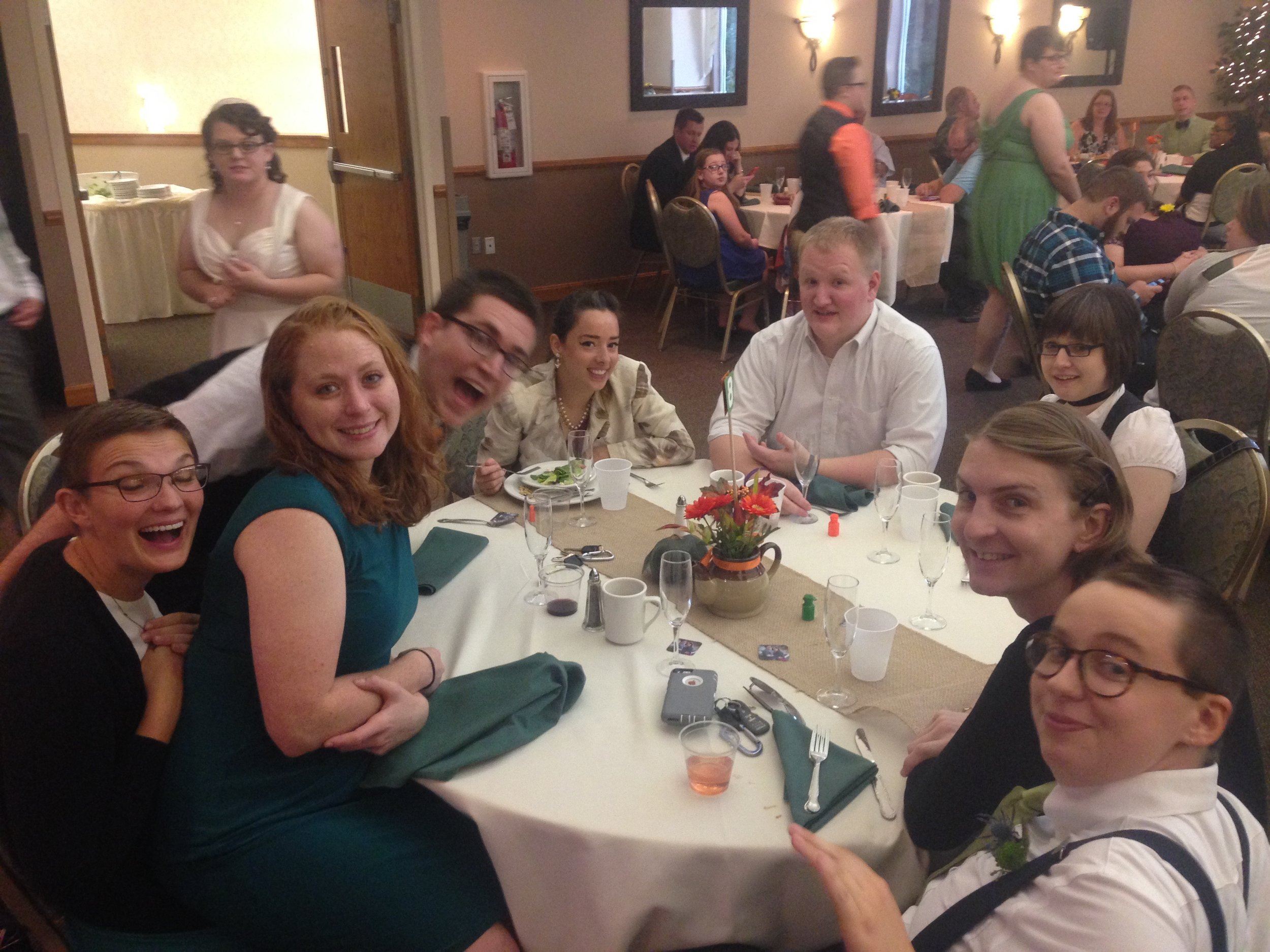 Katie and Allen's wedding