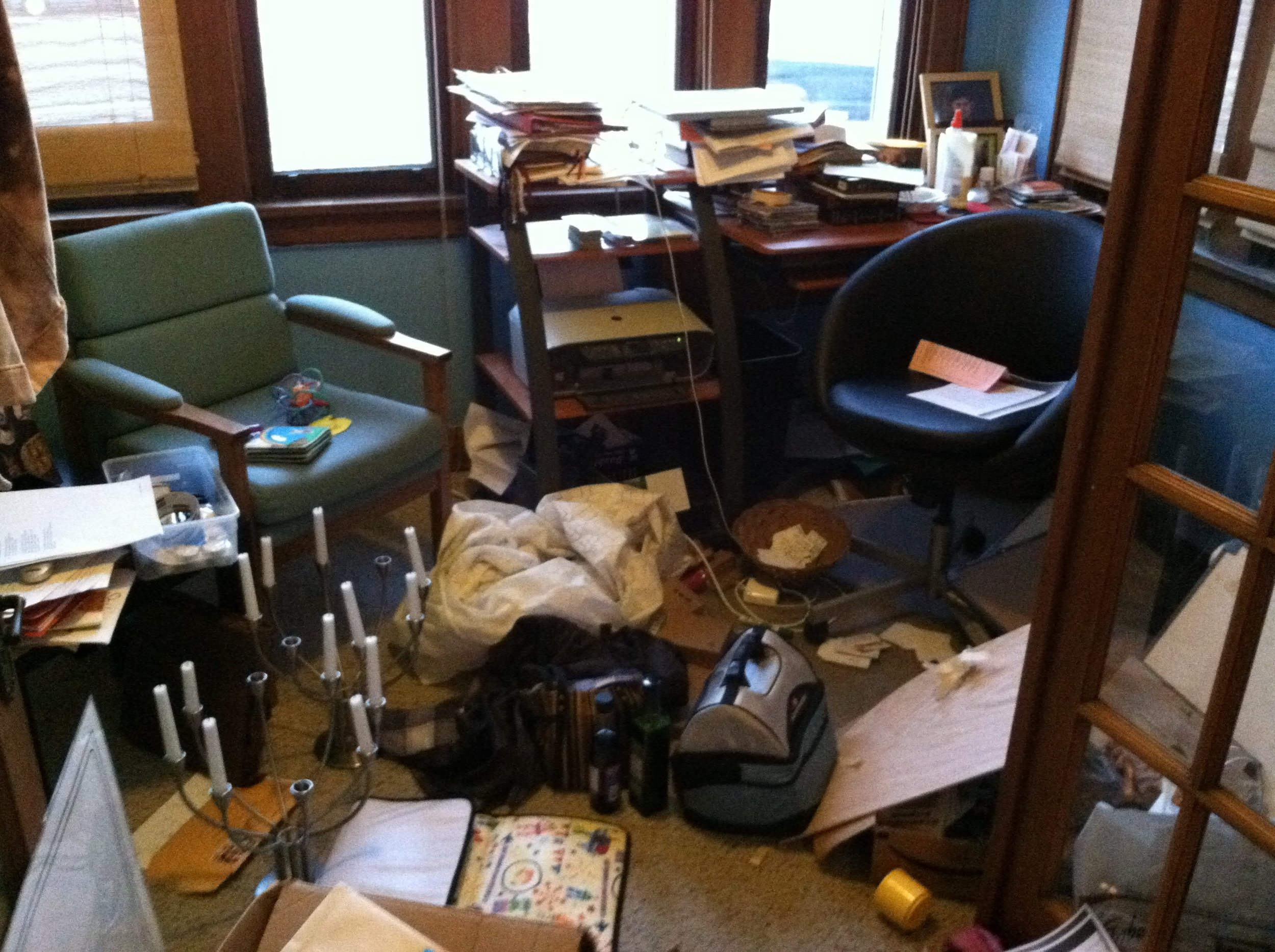 why Alice needs a small office