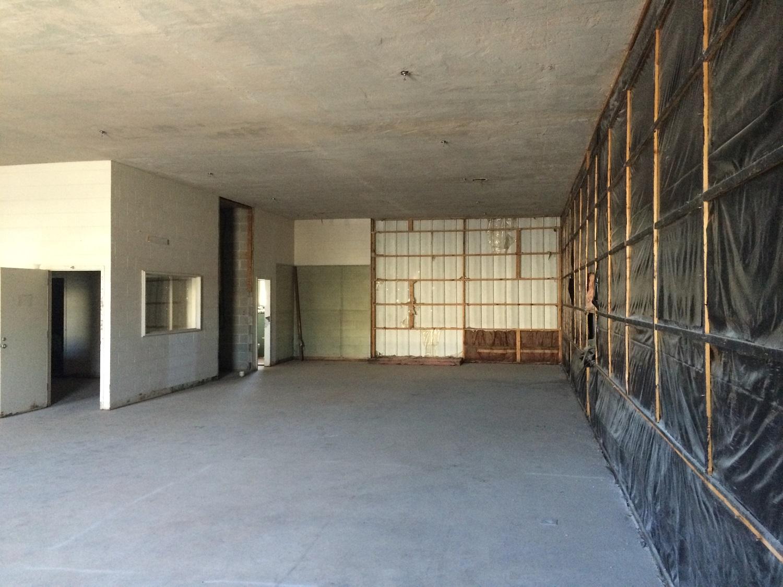Rinehart Realty Interior - Before
