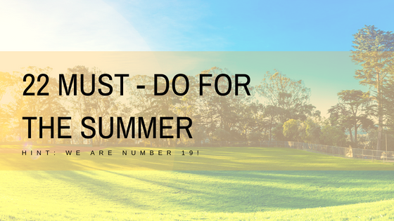 22 Must - Do for the Summer.png
