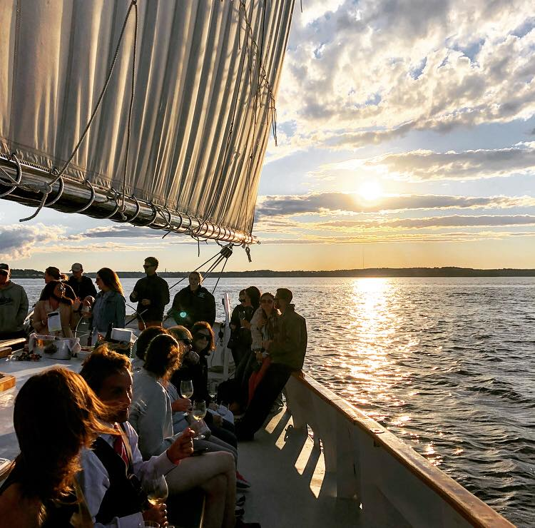 Wine Sail: Delicious Wines + Fresh Maine Oysters — Wine Wise