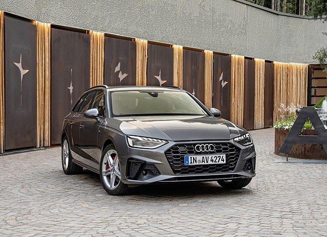 Audi A4 Avant har genomgått en stor uppdatering i såväl design som digitala verktyg. Den nya versionen har inte bara allt det där praktiska som underlättar i vardagen, såsom generös lastkapacitet med elektriskt bagageutrymmesskydd, utan även en sportig karaktär. Och som pricken över i har vi försett den ljusa, luftiga kupén med banbrytande tekniker. Allt för att ditt liv ska bli så smidigt som möjligt. Välkommen in till oss på Bilab Kungälv och upptäck en smartare vardag.💫