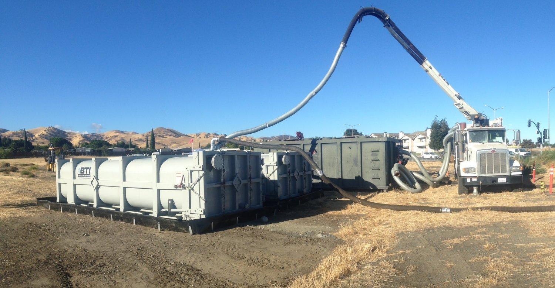 Transportation & Containers — Bradley Tanks Inc