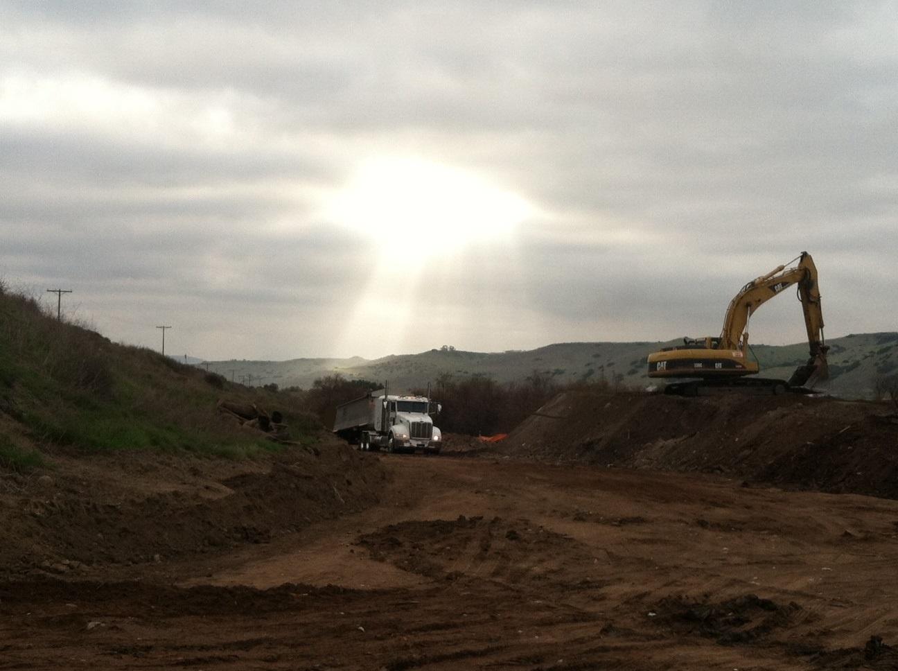 BTI Construction Lot
