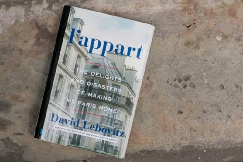 L'Appart by David Lebovitz. Photo courtesy of Davidlebovitz.com.