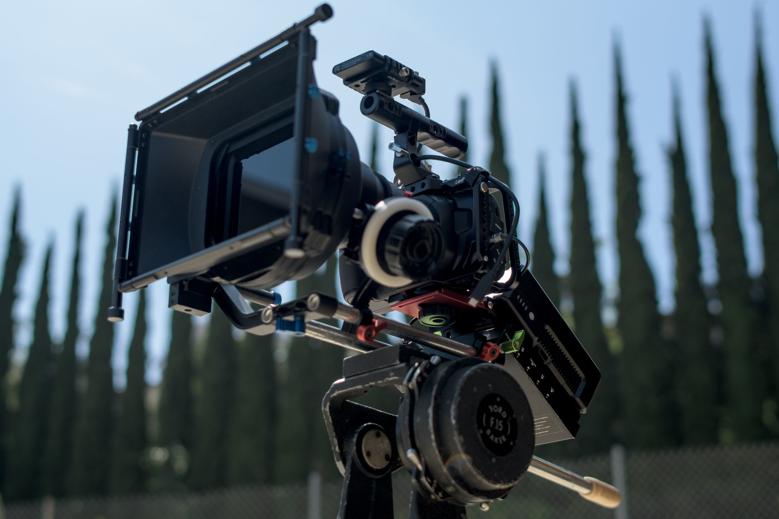 Blackmagic Pocket Cinema Camera 4k build