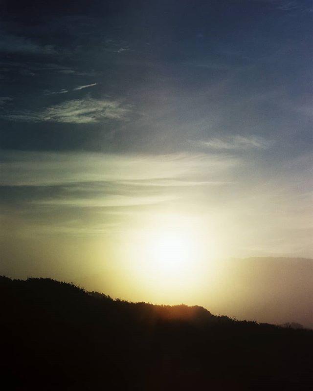 Sunrise Kodak Gold 400