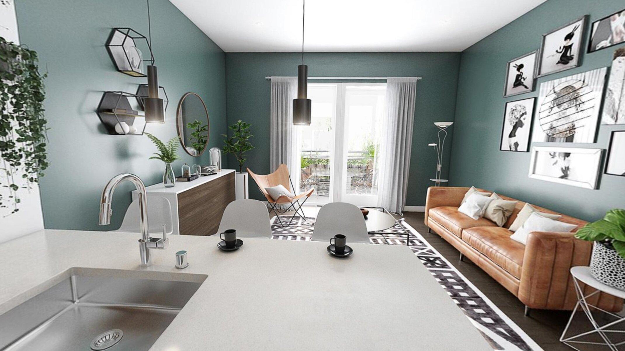 Variel - New furnishings and unit interiors