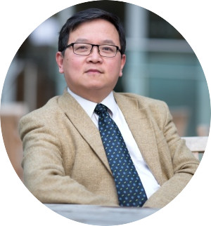 Professor Yike Guo - Royal Academy of Engineering FellowImperial College London Professor and Data Science Institute Founding DirectorDean of Su Lon Big Data Technology InstituteCo-founder and CTO of the tranSMART Foundation