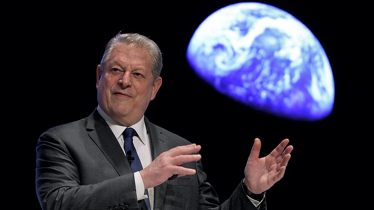 Vice President Al Gore is an American politician and environmentalist who served as the 45th Vice President of the United States of America from 1993 to 2001 during the Bill Clinton administration. He began serving in the U.S. Congress at the age of 28 and stayed there for the next 16 years serving in both the House (1977-1985) and the Senate (1985-1993) as a representative of Tennessee. Vice President Al Gore has been a well-known environmentalist; during his term of office, he strongly pushed for the passage of the Kyoto Protocol, which encouraged a reduction of greenhouse gas emissions. In recognition of his works, 2007 Nobel Peace Prize was awarded jointly to Vice President Al Gore and Intergovernmental Panel on Climate Change.