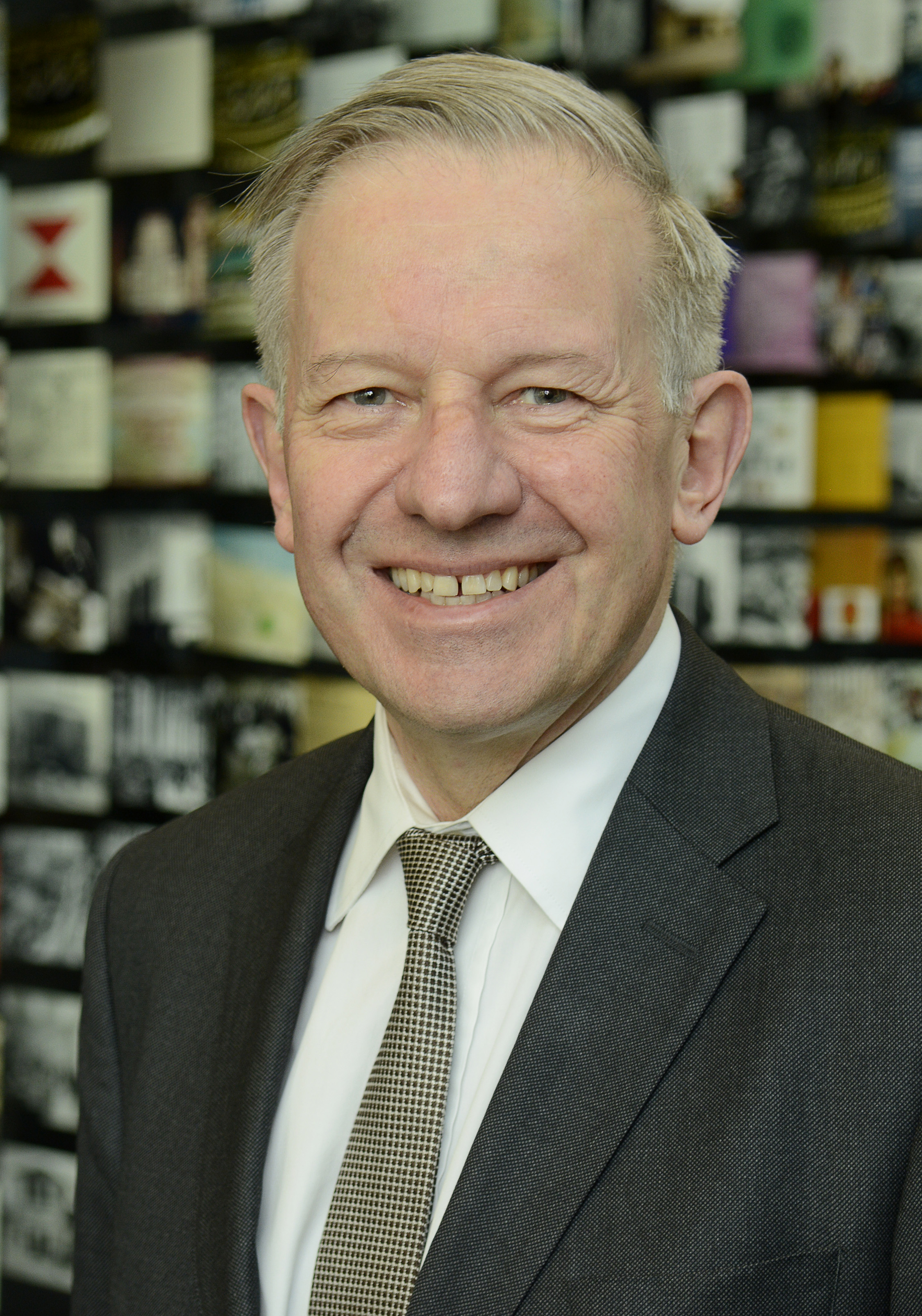 Sir Sherard Cowper-Coles KCMG LVO - Group Head of Public Affairs, HSBC Holdings plc