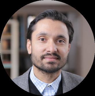 Farid Haque     Co-founder, AssetVault, Angel Investor