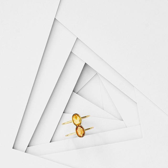 The Two Gingers. #gingerpride - - - - - #sonaweaver #madeinla #losangeles #18kgold  #goldring #jewelry #ring #gold #handmadejewelry  #oneofakind  #jewelrygram #coolhunter #weho #manrepeller #ringsonrings #goldweaver