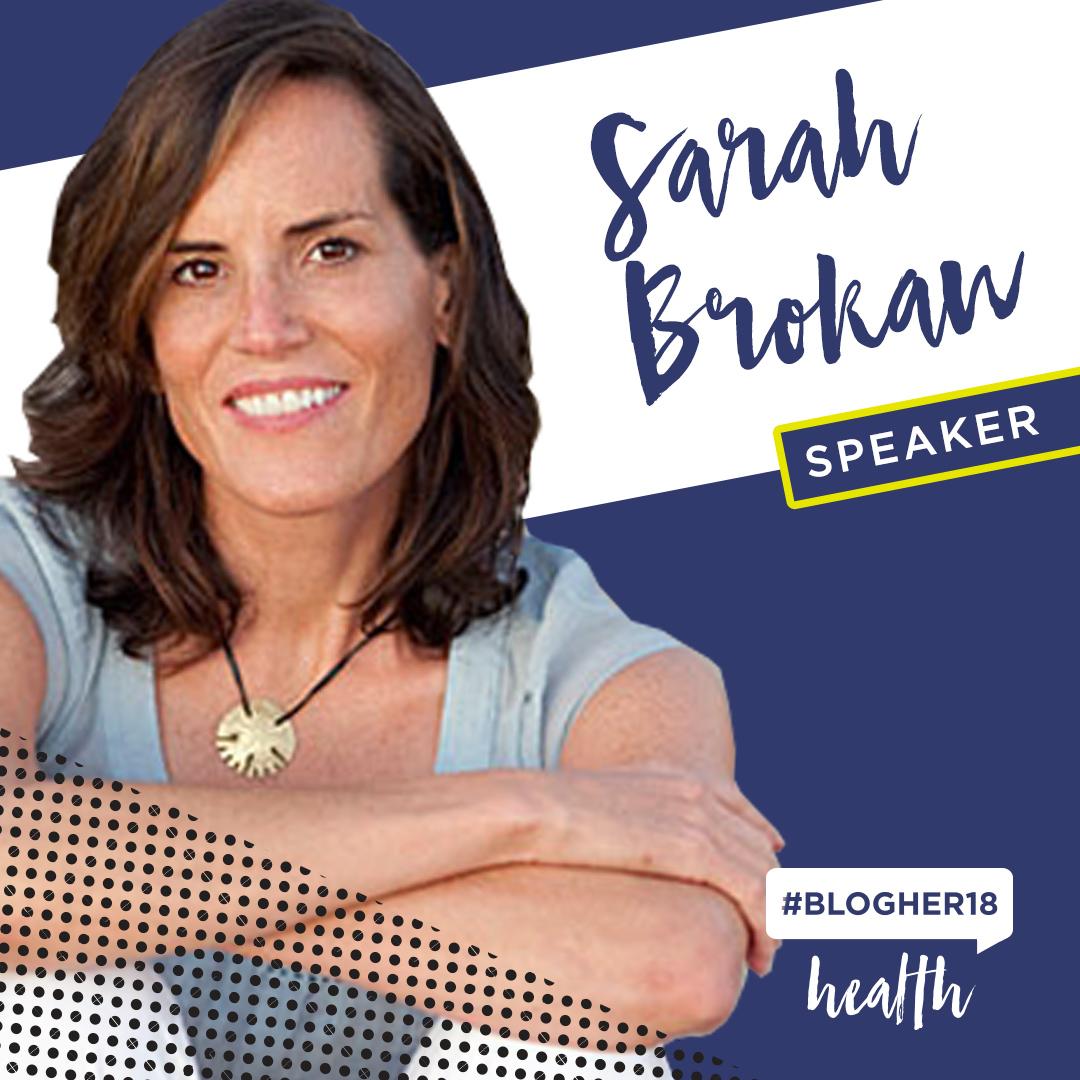 SARAH BROKAW