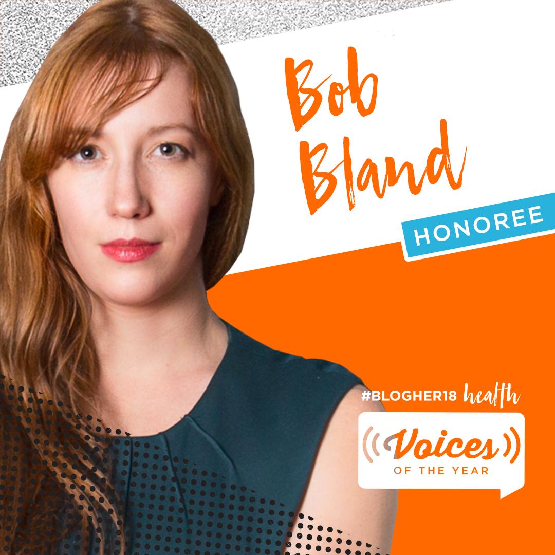 BOB BLAND<br>Women's March Global<br><b>Revolution Award</b>