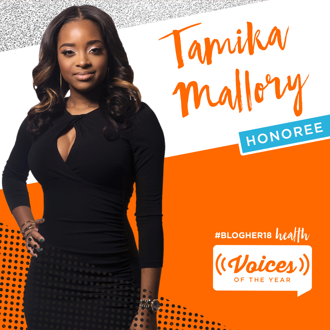 TAMIKA MALLORY<br>Women's March Global<br><b>Revolution Award</b>