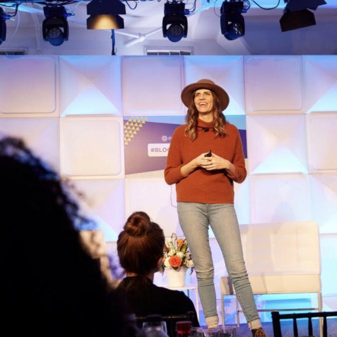 Ruthie Lindsay Spotlight Talk