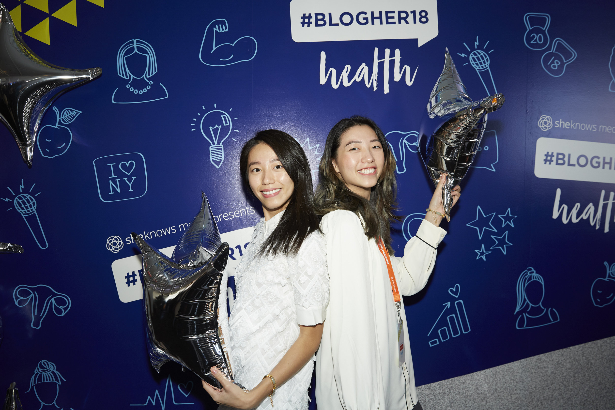 Thanks for Sharing - On the heels of #BlogHer18 Health, we sent a survey to attendees to share their experiences, so we can learn what we did well, and what we can do better. Did you know 84% of respondents would recommend BlogHer events to a friend? Keep reading for more insights!