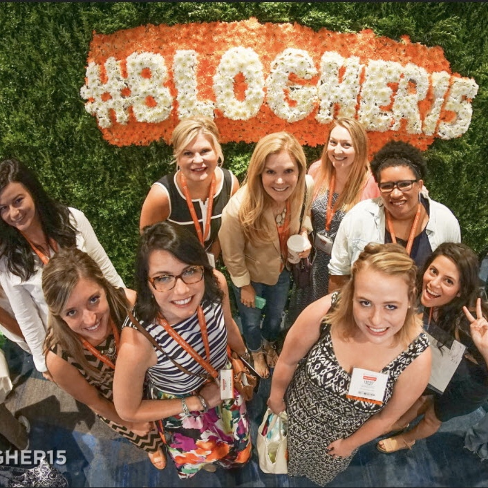 #BlogHer15 in NYC
