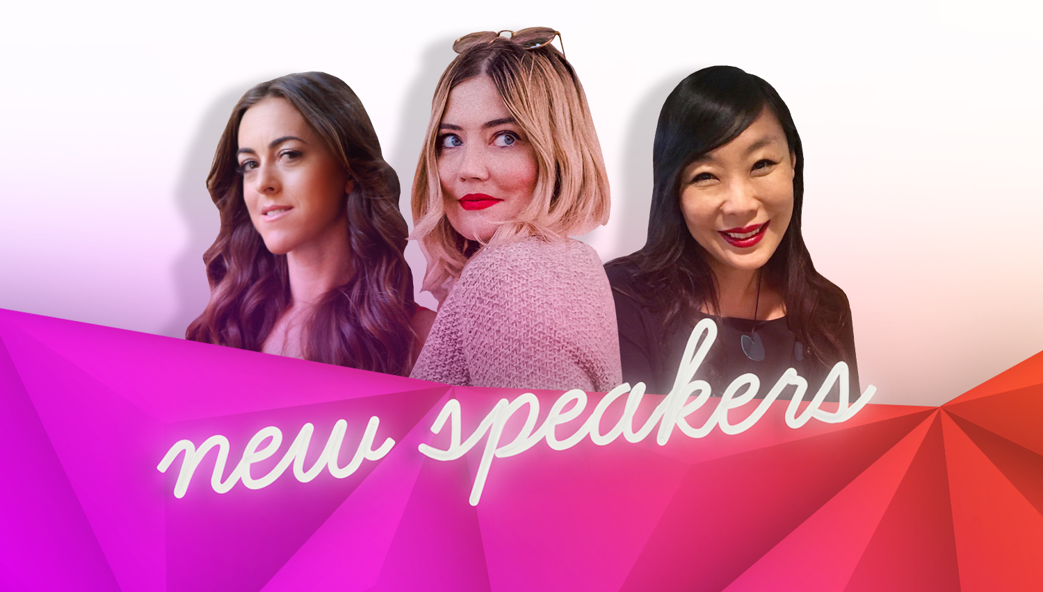 Meet Our Newest Speakers - Olya Hill, Aly Teich and Kristen Meinzer will take the stage at #BlogHer18 Creators Summit this summer.