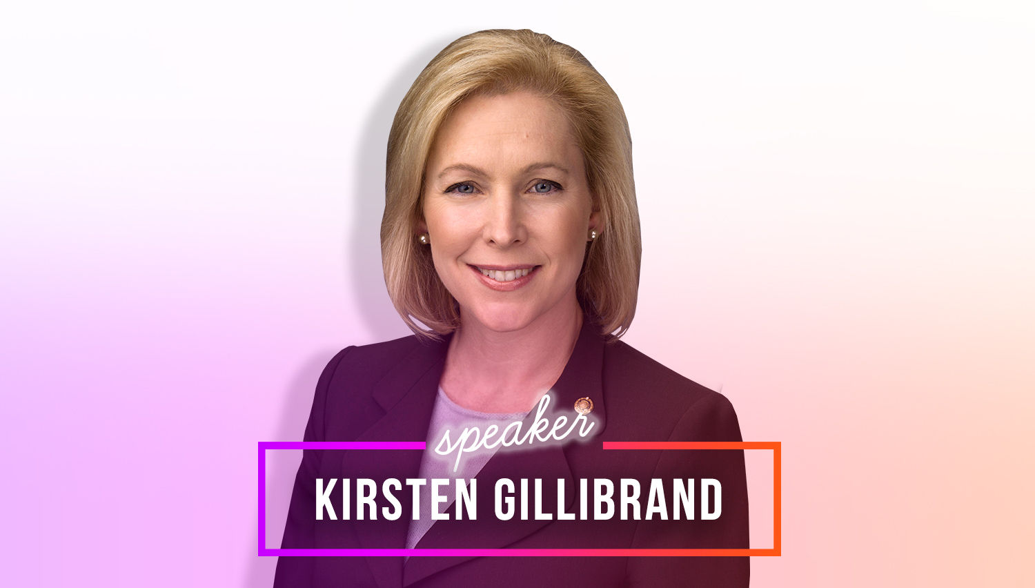welcome our new york senator! - Hear Kirsten Gillibrand talk politics, economics and women's issues on the main stage at #BlogHer18 Creators Summit.