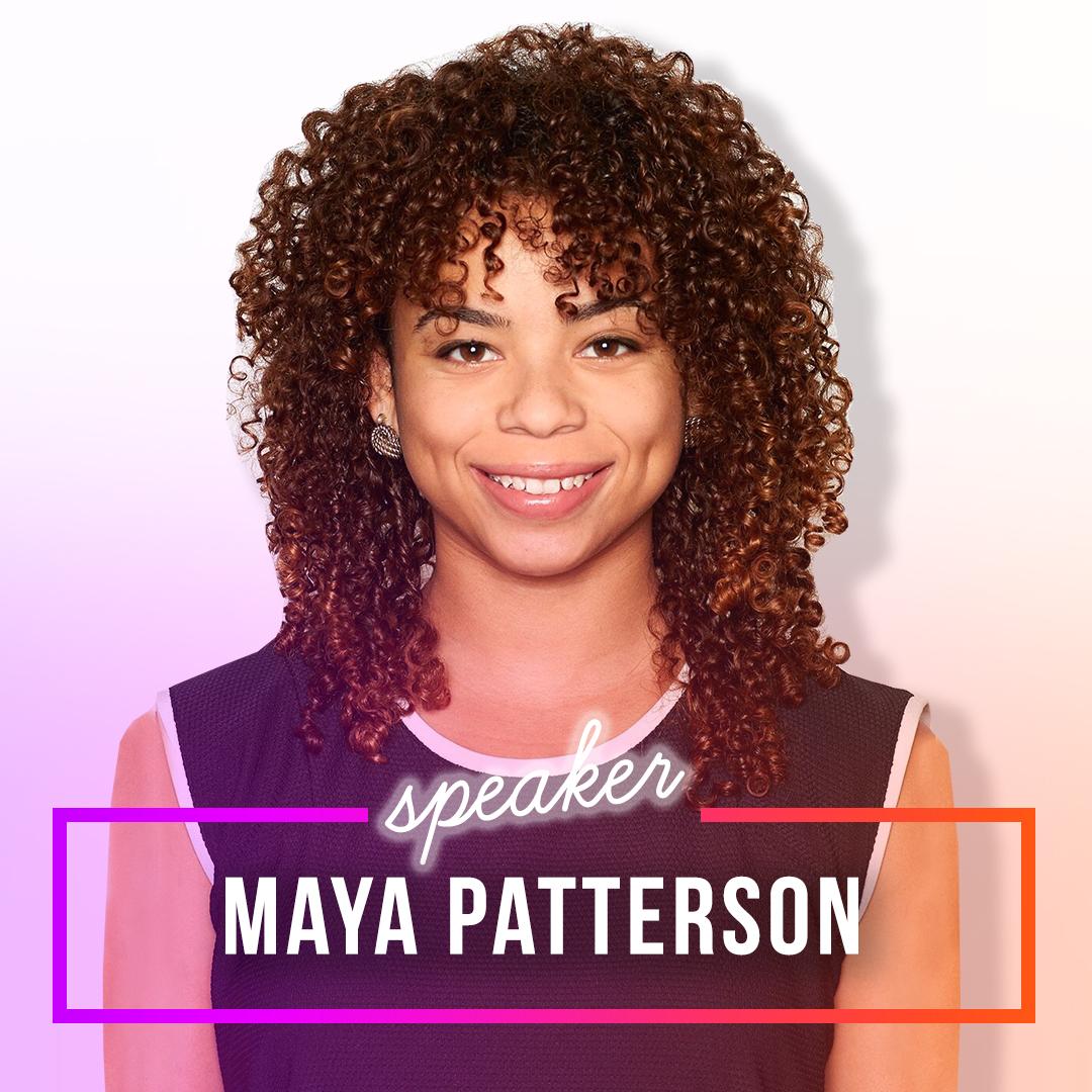 MAYA PATTERSON