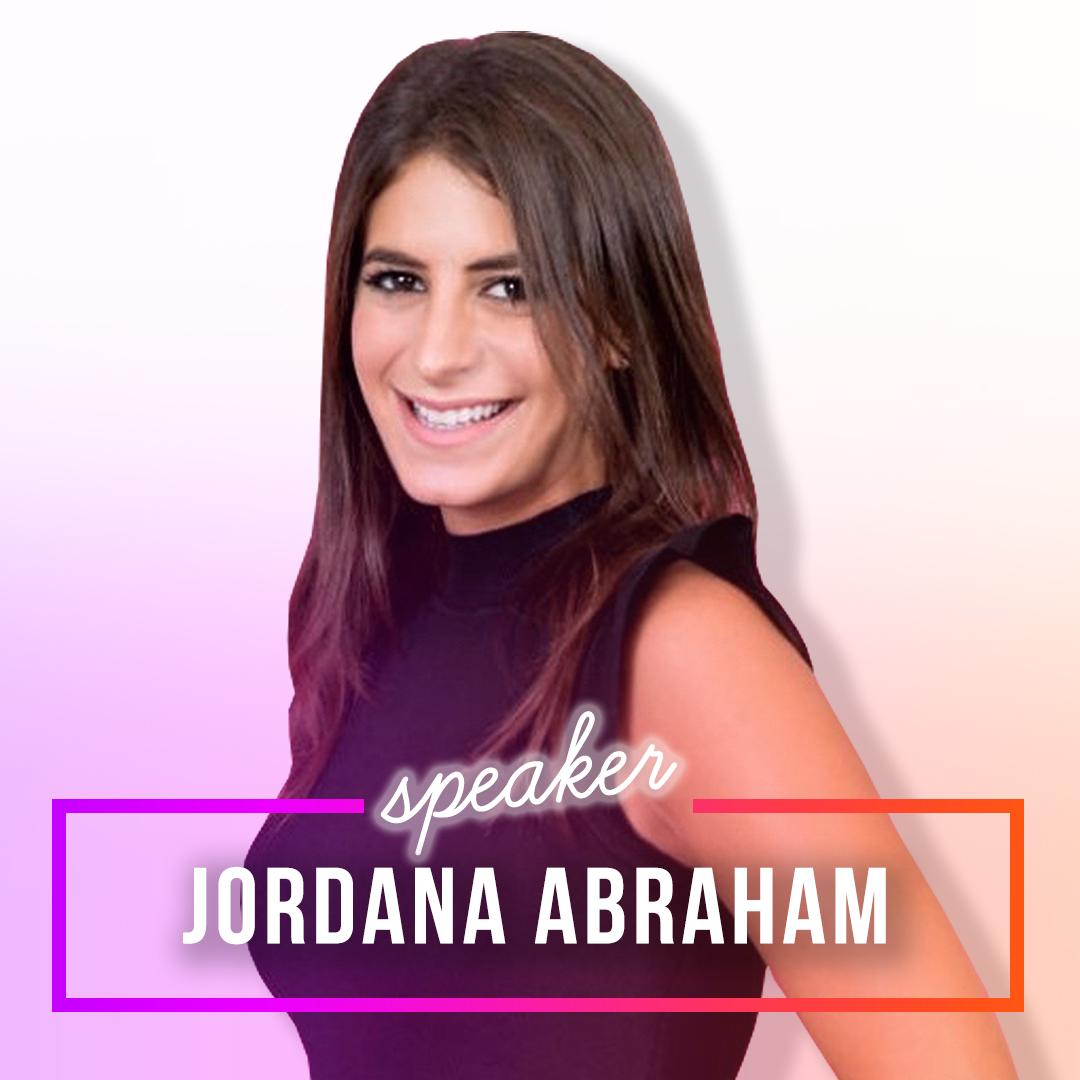 JORDANA ABRAHAM