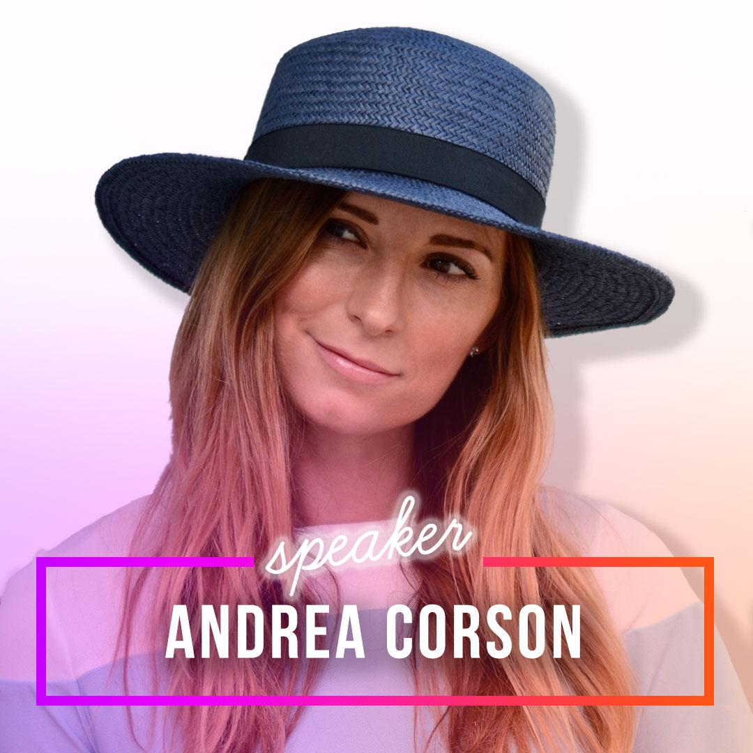 ANDREA CORSON