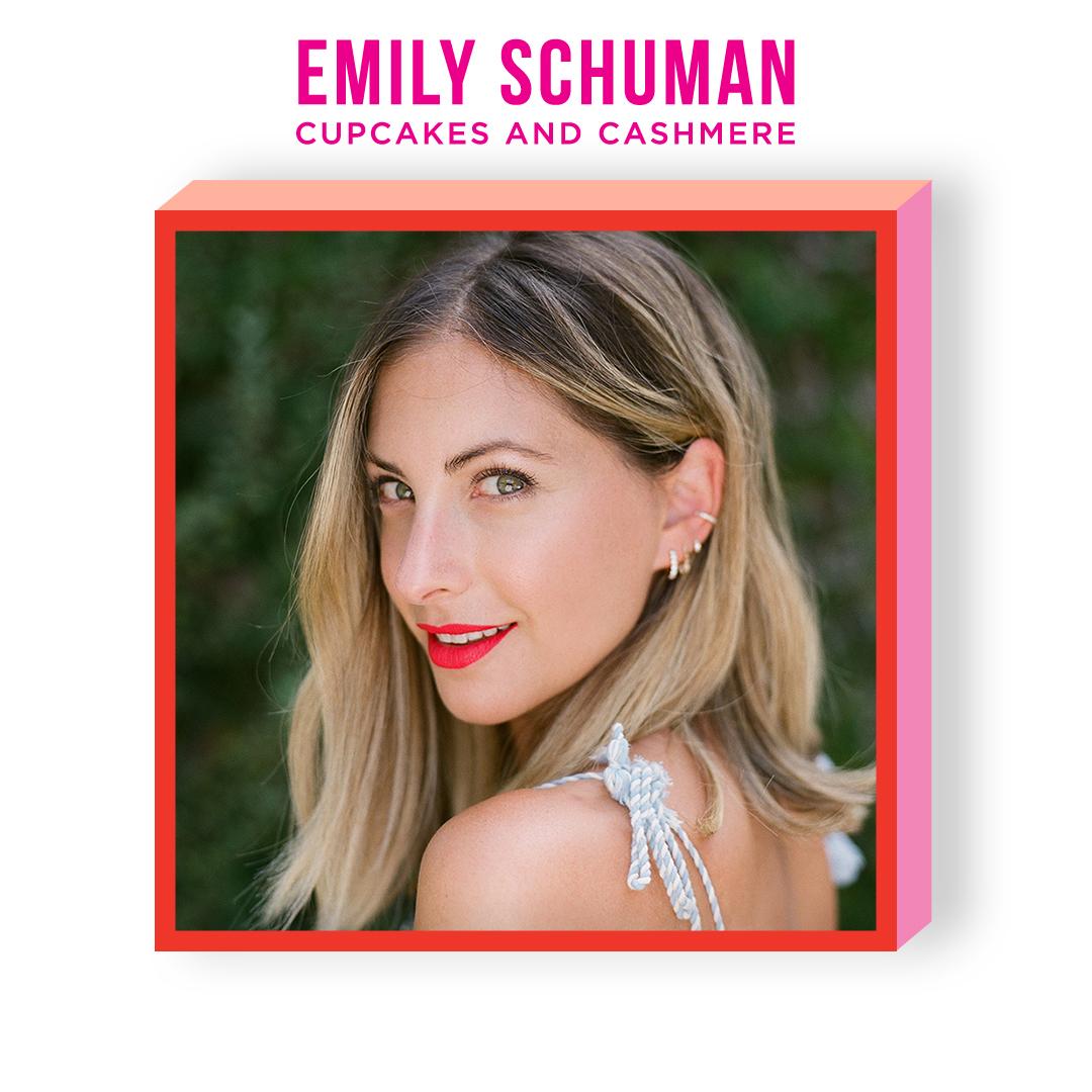 EMILY SCHUMAN