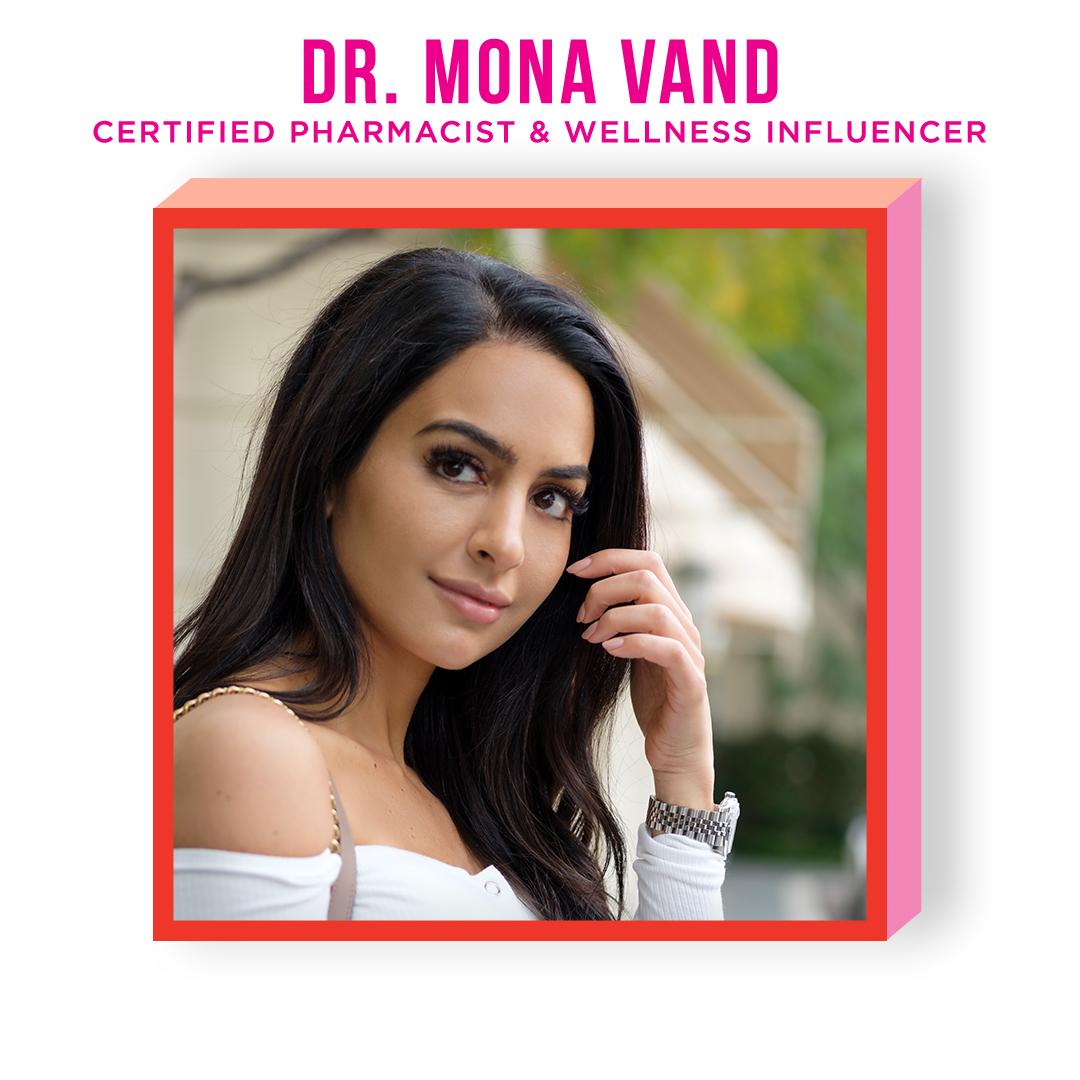 DR. MONA VAND