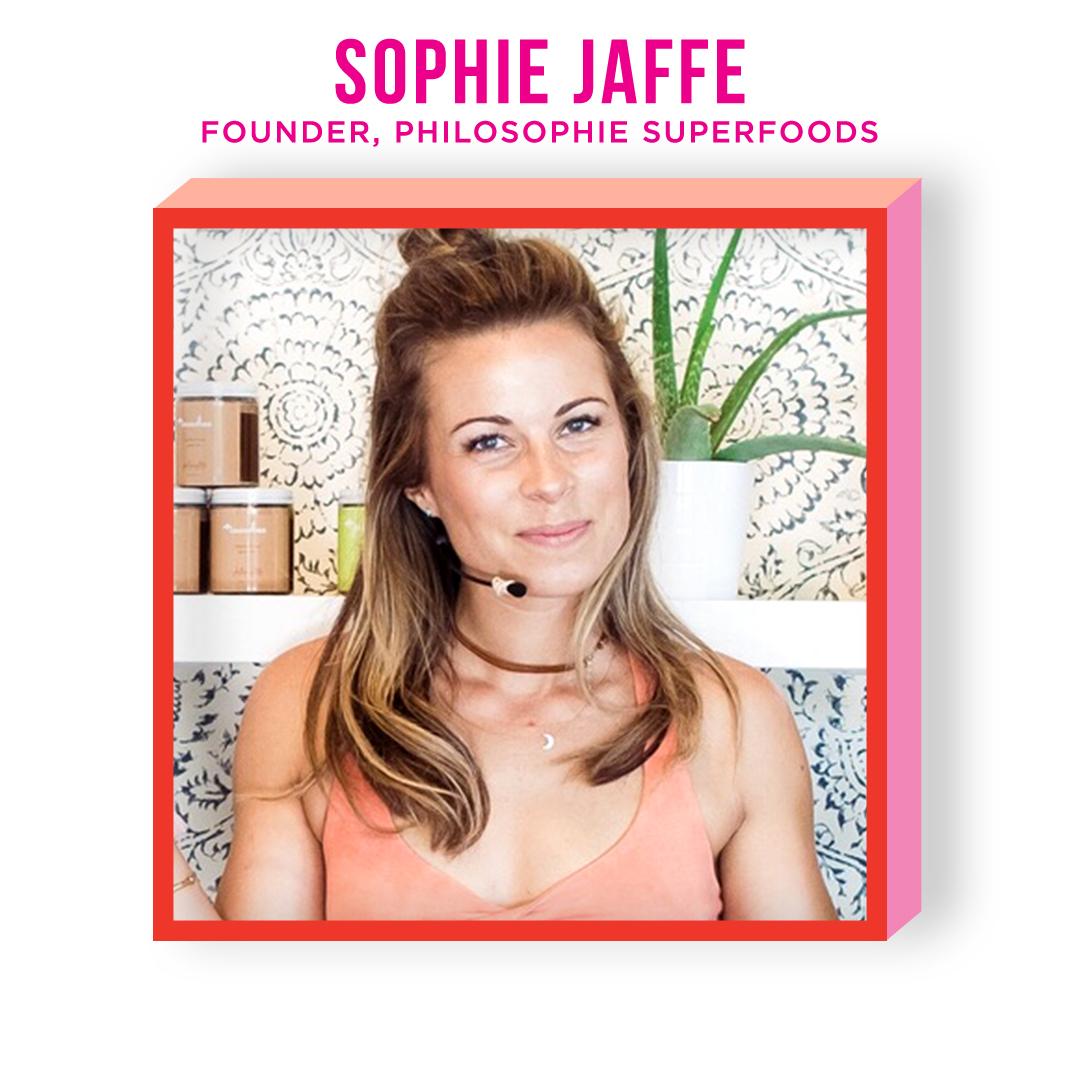 SOPHIE JAFFE