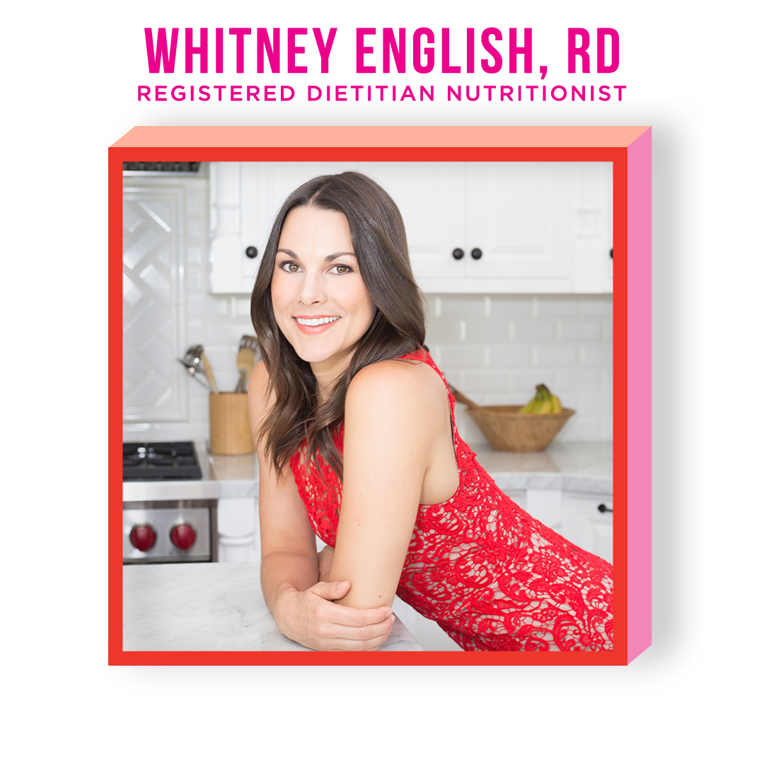 Whitney English, RD