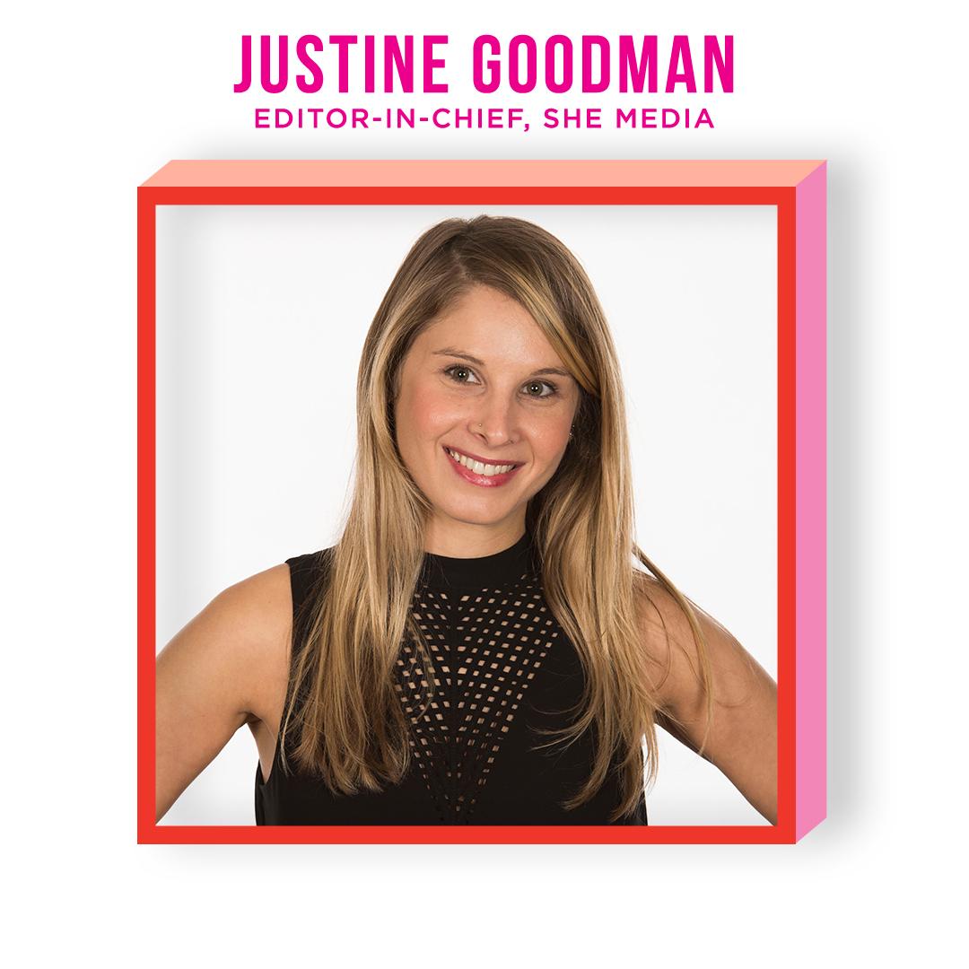 JUSTINE GOODMAN