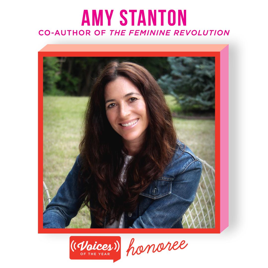 AMY STANTON